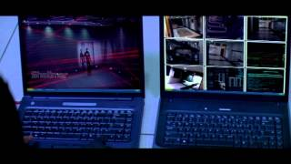 Drona Movie | Robbery Scene By Nitin