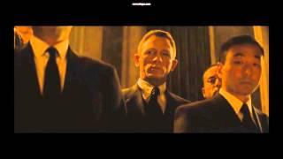 BEST SCENES OF JAMES BOND SPECTRE 007