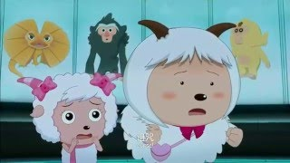 Cartoon Movie 2016 - Pleasant Goat and Big Big Wolf -  Animation movie