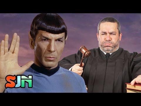 Star Trek Fan Film Controversy Escalates