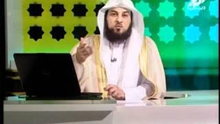 رأي الشيخ محمد العريفي بمسلسل يوسف6\9\1432