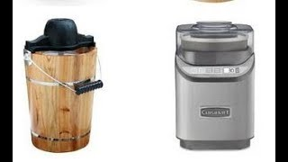 Reviews: Best Electric Ice Cream Maker 2018