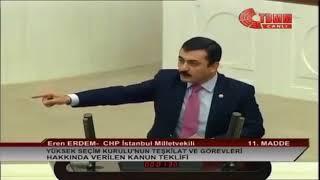 """Eren ERDEM , 30 KASIM 2017 TBMM GENEL KURUL KONUŞMASI   """"Sürekli Haklı Çıkmaktan Yorulduk"""""""