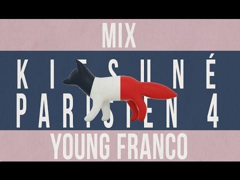 Kitsuné Parisien 4 - Mix by Young Franco