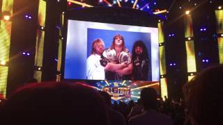 WWE Hall Of Fame 2016 My View Opening