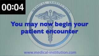 ✔ USMLE STEP 2 CS Practice Timer - Patient encounter plus Patient note
