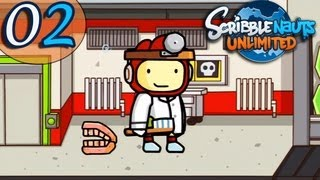 Let's Play ScribbleNauts Unlimited - Part 2 - Rainbow Baby