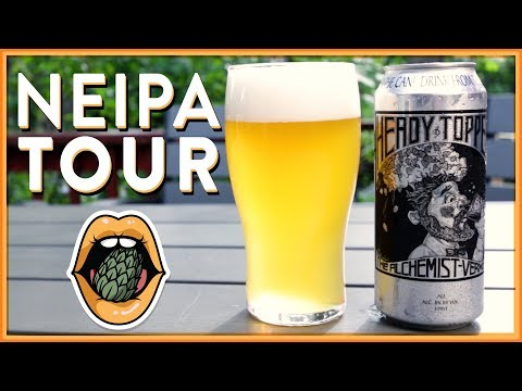 Xxx Mp4 NEIPA Tour Pourno Ep 1 The Alchemist Tree House Brewing Co Trillium Brewing Co 3gp Sex
