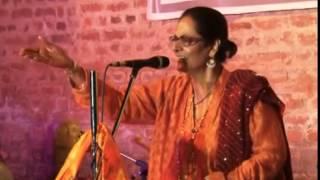 Tina Sani sings Faiz Ahmed Faiz, 7 May 2014, Kathmandu