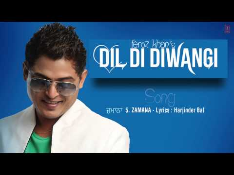 ZAMANA FULL SONG (Audio) | DIL DI DIWANGI | LATEST PUNJABI SONG