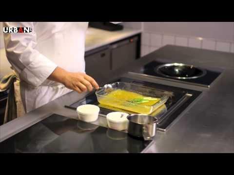 Claude Bosi presents - perfect asparagus a la plancha