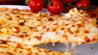 تعلمي تركات الشيف حسن لعمل عجينة البيتزا البيتي