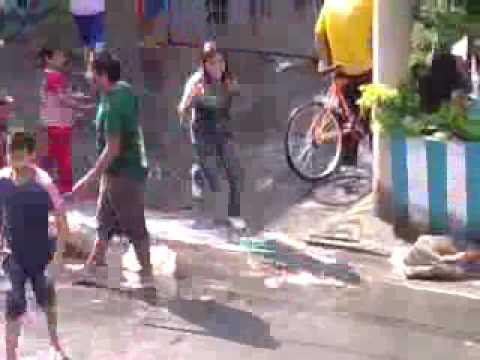 carnaval de los bolivianos en Brasil rua coimbra ♥parte ☻2