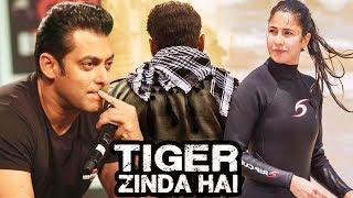 Salman Khan UPSET With Katrina Over Tiger Zinda Hai