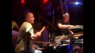 Dj Hazel & Dj Drum Live act - Weź Pigułkę!!! OMEN Club Płośnica 13.07.2013
