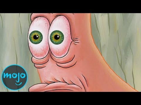 Top 10 Worst Patrick Star Moments
