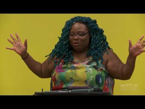 Magnoliah Black (Irene McCalphin) at Radar Reading Series
