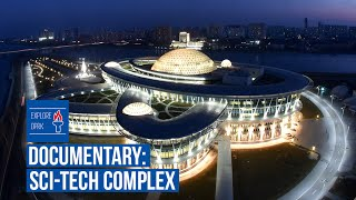 [English] Sci-Tech Complex in Pyongyang