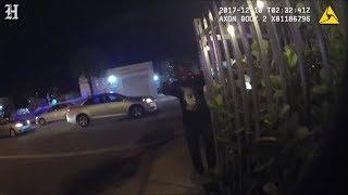 Watch comedian Hannibal Buress get arrested in Miami