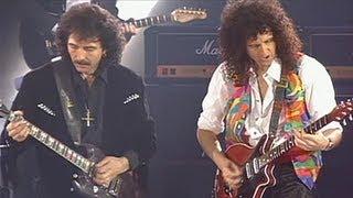 Queen / Roger Daltrey / Tony Iommi - I Want It All 1992 Live