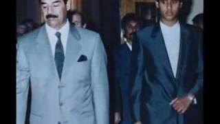 سيف الإسلام والشهيد صدام حسين نادر