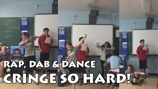 Cringe So Bad: I am the one, the one your son.. Rap & Dance Fail