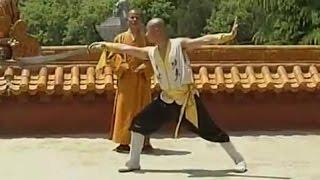Shaolin kung fu saber