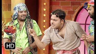 Sudigaali Sudheer Performance   Extra Jabardasth   14th December 2018   ETV Telugu