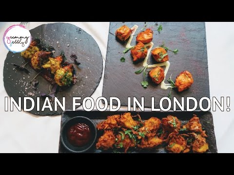 EXPENSIVE INDIAN FOOD IN LONDON - Chakra