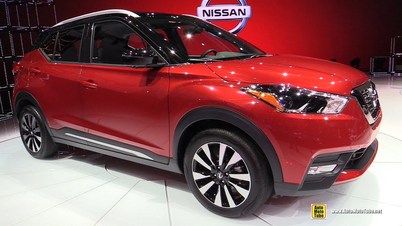 2018 nissan kicks exterior and interior walkaround 2017 la auto show 3gp mp4 hd video. Black Bedroom Furniture Sets. Home Design Ideas