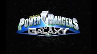 Power Rangers Lost Galaxy Opening
