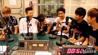 [Eng Sub] BTS Funny Moment: V And Jungkook As Grandpas