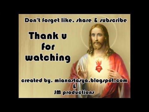 Karena Aku Kau Cinta ( Lagu Rohani Katolik ) youtube lirik