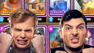 Clash Royale - REVERSE DRAFT?! (feat. Nickatnyte)