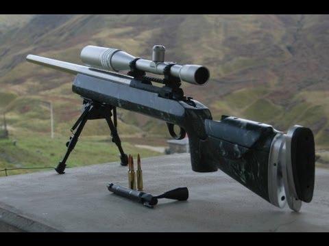 Loquendo Especial de armas 5 Rifles de francotirador