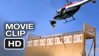Waiting for Lightning CLIP - Helicopter (2012) - Danny Way Movie HD