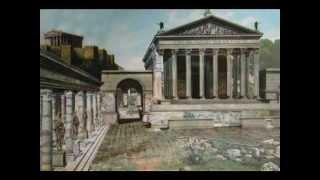 Rome antique - Retour vers le passé dans l