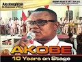 Download Video Download Akobe 10 Years Live on Stage Full Edo Music Video 3GP MP4 FLV
