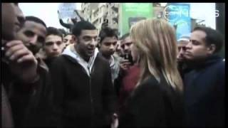 Reporter attacked in horror Egypt incident