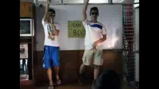 Tantrum dance