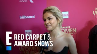 Selena Gomez Tells on Her Health and Blonde Hair | E! Live from the Red Carpet