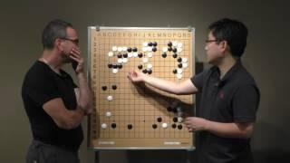 2016 Cotsen Open - Rd 3 Bd 1, Mark Lee 7d vs Danny Ko 7d, Myungwan Kim 9p comments