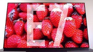 "65"" LG OLED TV (E7) - Review"