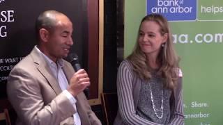 2017/09/15 LeadersConnect - Neel Hajra - Stephanie Freeth - Leadership in Nonprofits