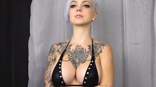 Model Makes Her BOOBS DANCE To Mozart | What's Trending Now