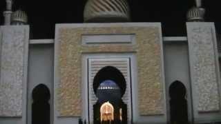 انارة مسجد الشيخ زايد (ابوظبي)