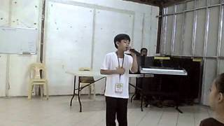 "Sarah Geronimo ""If Only"" by Marlon J. Yutig jr."