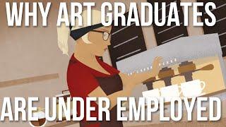 Why Arts Graduates Are Under-Employed