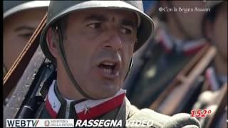 RASSEGNA VIDEO: 2 GIUGNO, PASSA LA BRIGATA SASSARI - WEB-TV DIFESA