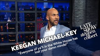 Keegan-Michael Key Brings Luther, Obama's Anger Translator, Out Of Retirement